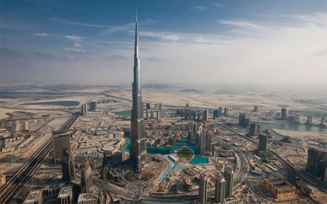 Hola Burj Khalifa, Hola Mundo.