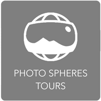 Professional Photo spheres tours