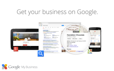Aplicación Google My Business
