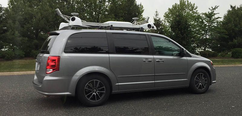 Apples is launching is own Street View service