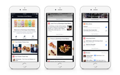 Facebook y la información local: Place Tips in News Feed