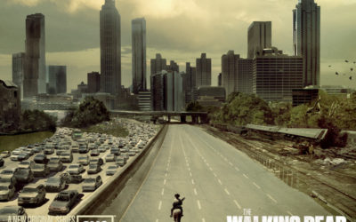 "Explore ""Alexandria""  from The Walking Dead in a 360 virtual tour"